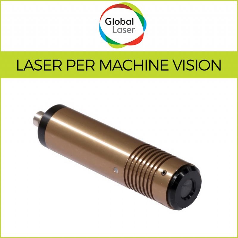 Illuminatori laser per  Machine Vision