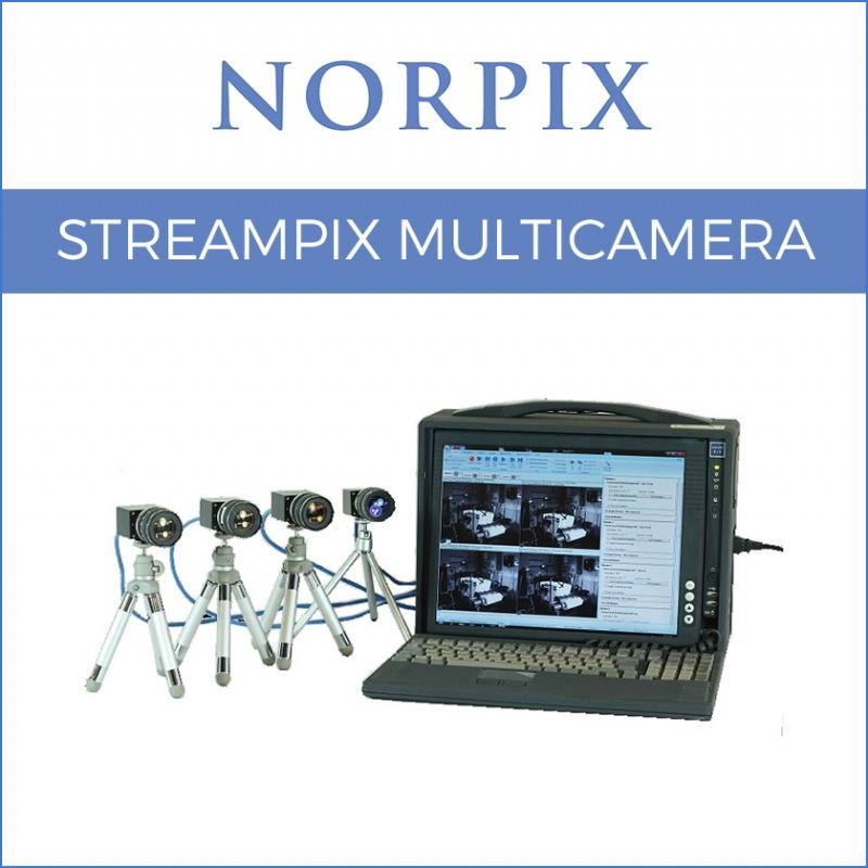 Software Streampix - specifiche tecniche