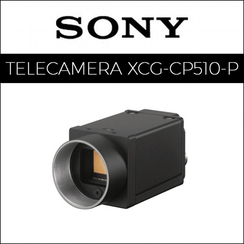 Telecamera machine vision Sony polarizzata