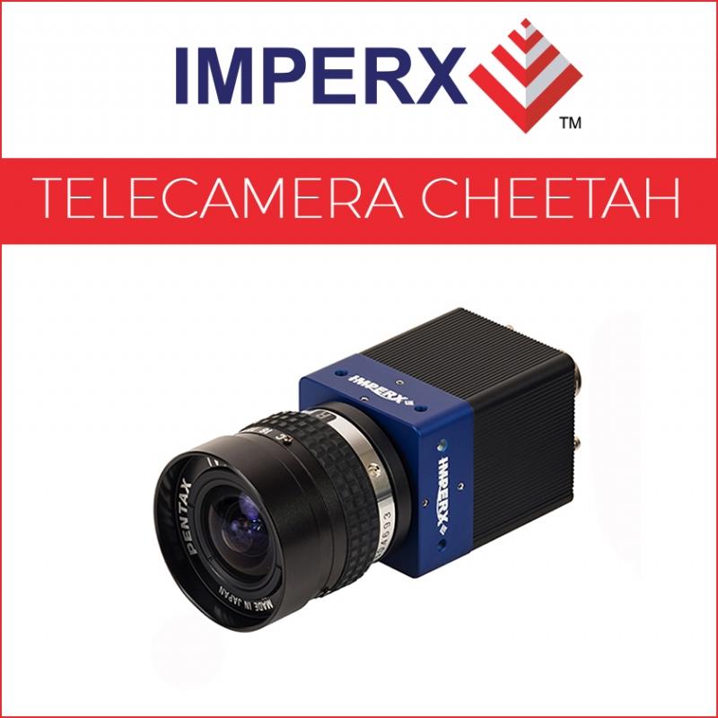 Telecamera Cheetah - Specifiche tecniche