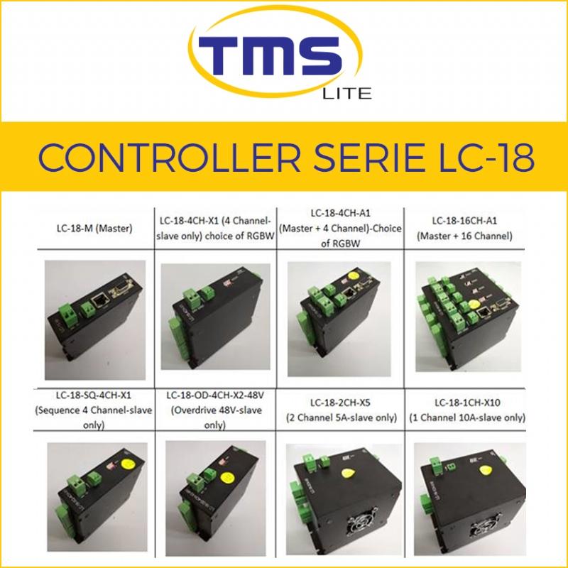 Controller sequenziali per sistemi di visione industriale