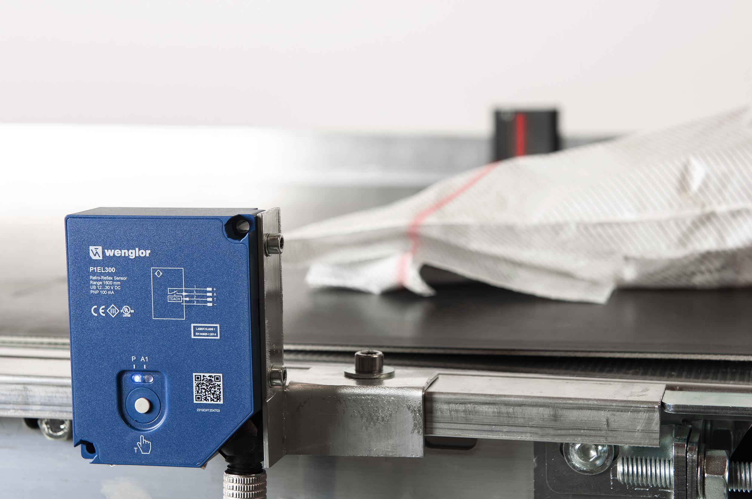 Sensori optoelettronici catarifrangenti