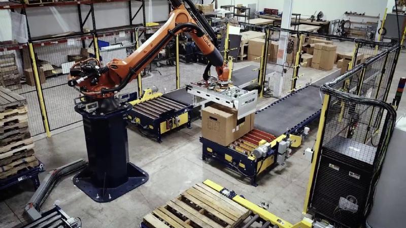 Sicurezza di persone e macchine: l'azienda americana IAS si affida alla tecnologia wenglor