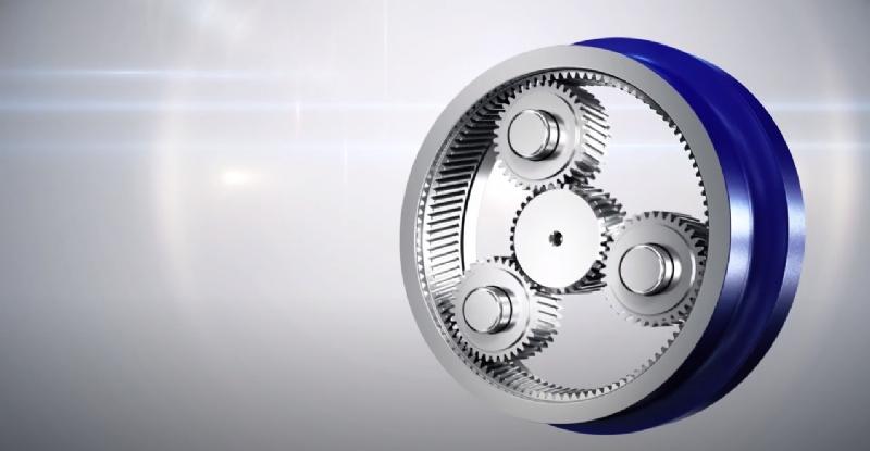 Design e principio di funzionamento di un riduttore