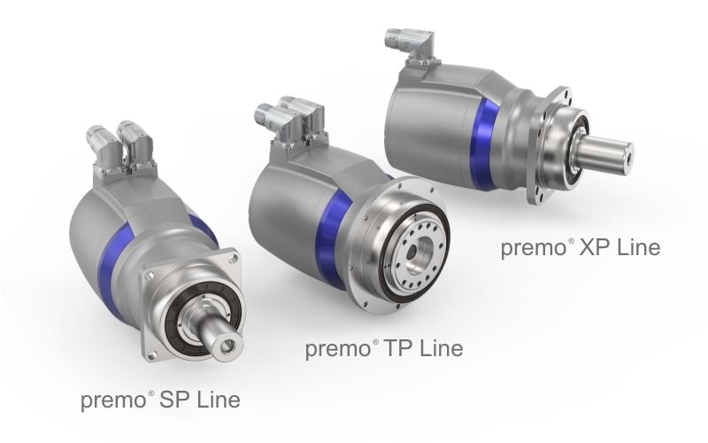 premo® (PREcise MOtion)