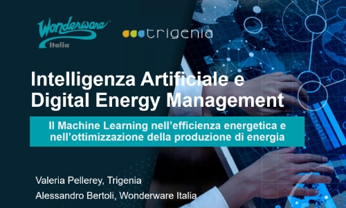 Intelligenza Artificiale e Digital Energy Management