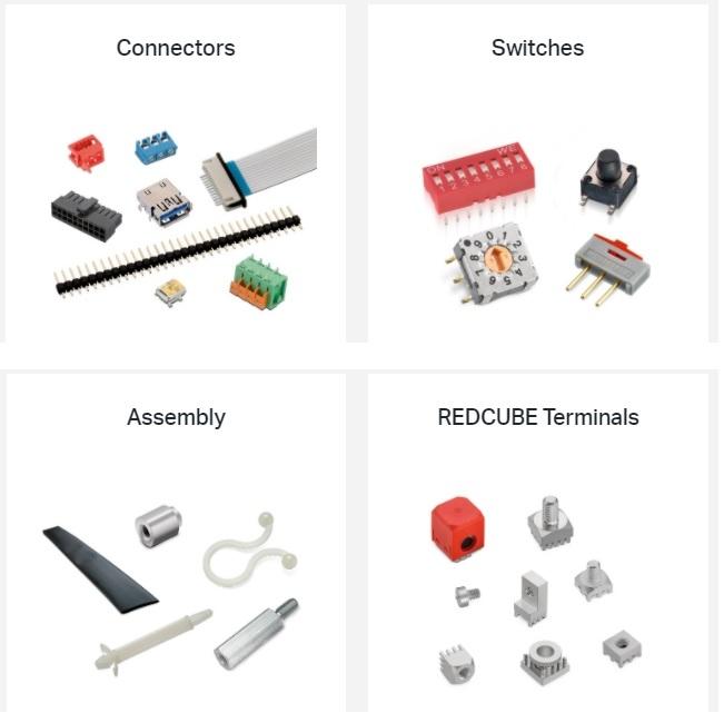 Componentistica elettromeccanica