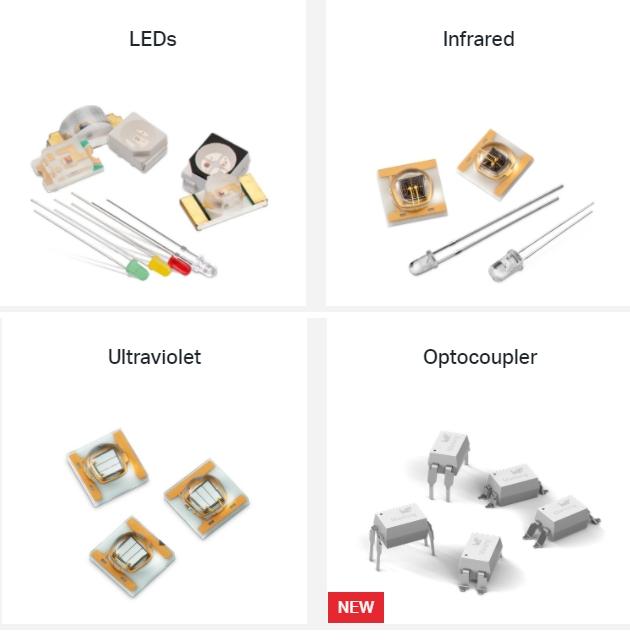 Guida applicativa optoelettronica