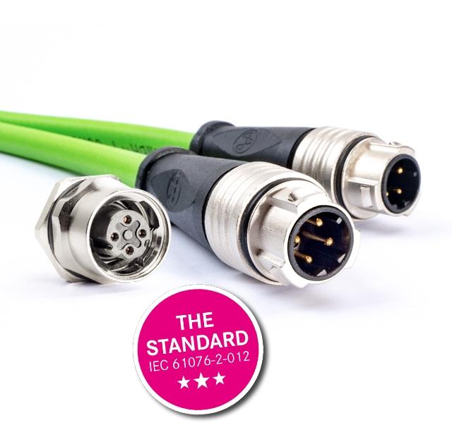 Il nuovo standard M12 push-pull