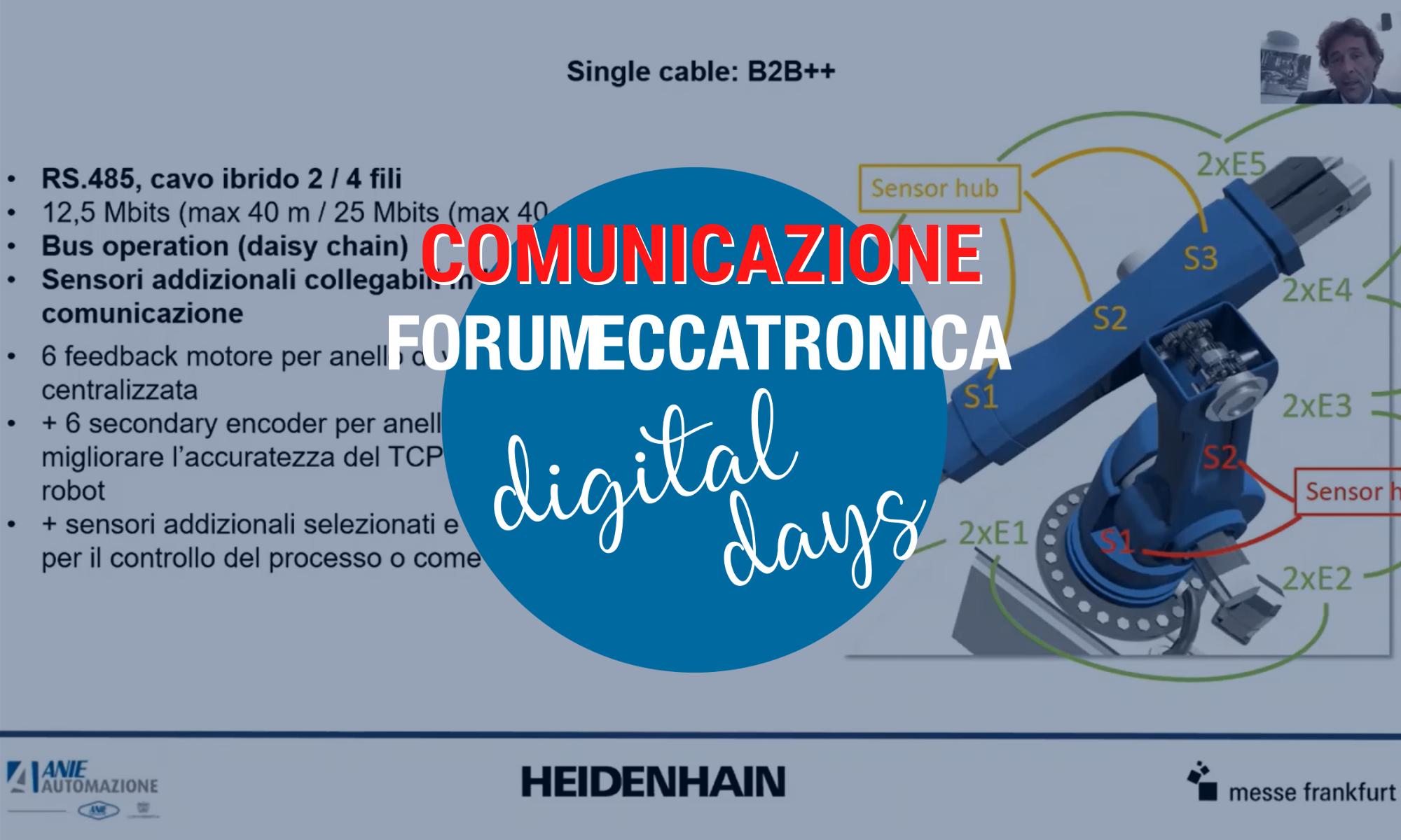 Tecnologia single cable: collegamento multifunzionale a supporto della competitività