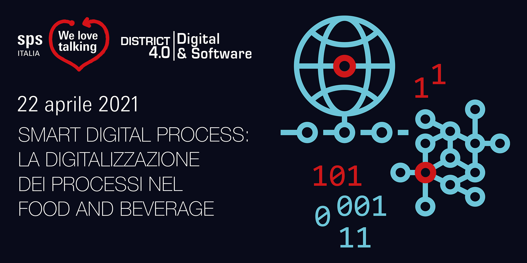 We Love Talking - Smart Digital Process: la digitalizzazione dei processi nel food and beverage