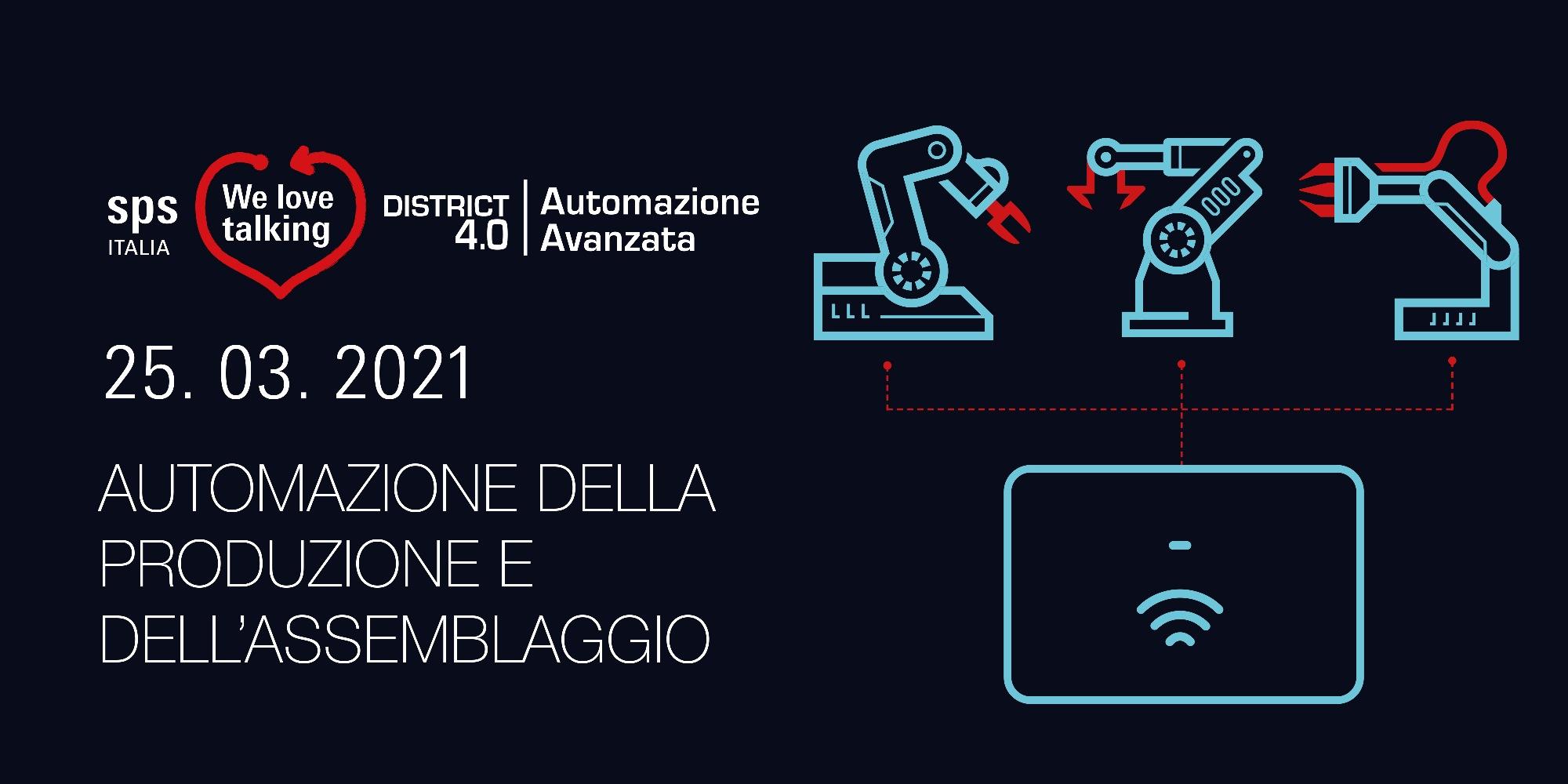 We Love Talking - Automazione della produzione e dell'assemblaggio: le tecnologie innovative a servizio della sostenibilità