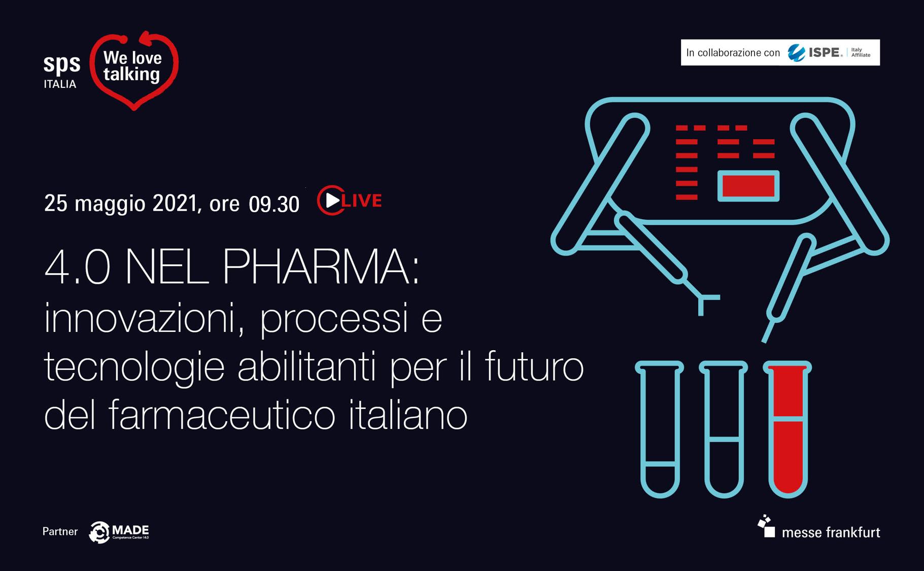 We Love Talking - 4.0 nel Pharma
